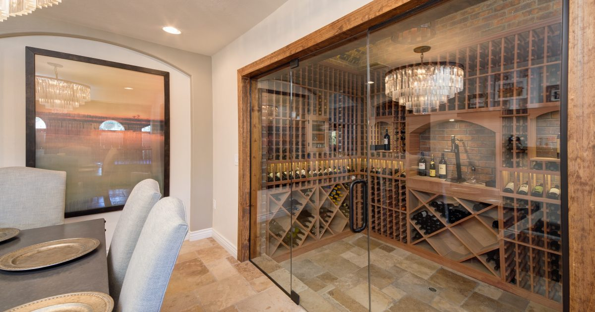 The Cost To Build A Wine Cellar Heritage Vine Inc